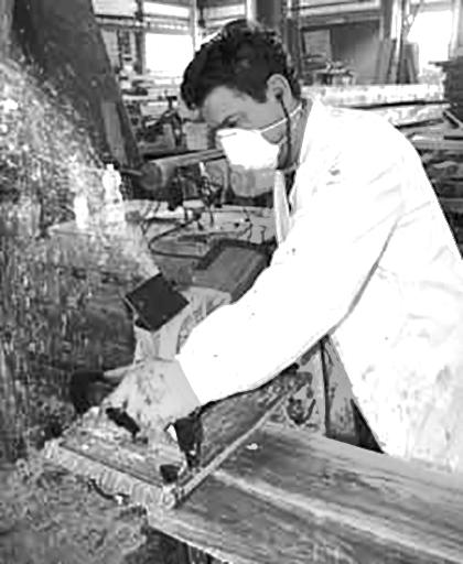 Vivere il legno
